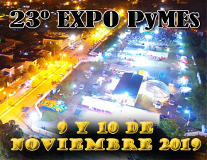 Expo PyMEs Tala 2019